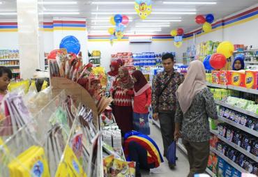 Grand Opening Perdana TOMIMAS Langsung Diserbu Masyarakat…