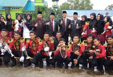 HAB Ke 73, Kakanwil Kemenag Provinsi Bengkulu Berikan…