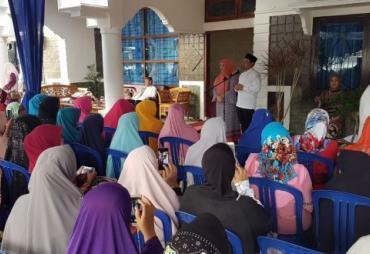 GOW Kota Bengkulu Gelar Pengajian Rutin