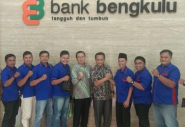Bank Bengkulu Siap Jalin Sinergitas Bersama AMBO