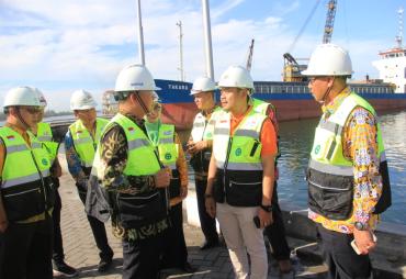 KEK Pelabuhan Pulau Baai Dorong Ekonomi Bengkulu