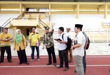 Stadion Semarak Akan Direnovasi