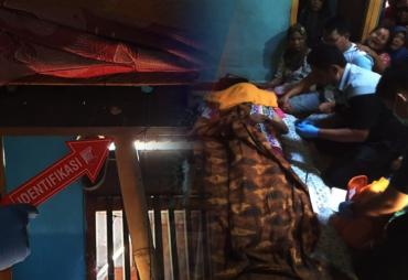Nenek Di Kaur Tewas Gantung Diri Dengan Tali Nilon