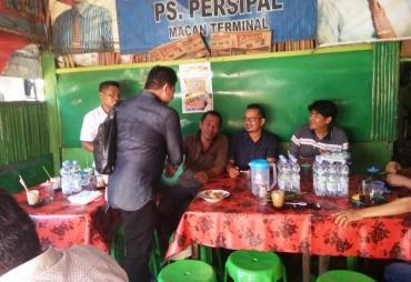Blusukan Ke Panorama, Syofyan Akmal Ajak Pedagang Tidak…