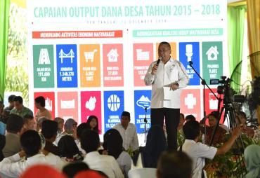 DD Tahun 2019 Fokus Pengembangan SDM dan Pemberdayaan…