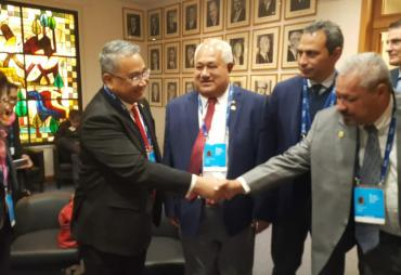 Program Dana Desa Kemendes PDTT Diapresiasi Presiden IFAD…
