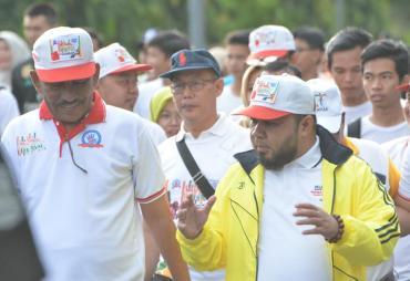Walikota Bengkulu Apresiasi Kegiatan Milenial Road Safety…