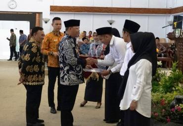 Terima SK Pengangkatan, 286 CPNS Pemprov Bengkulu Diminta…