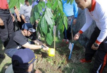 Pemkot Launching Program Bengkulu Bisa di Kecamatan Selebar