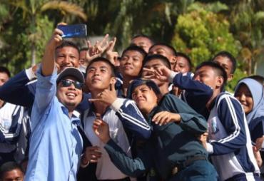 Wawalikota : Pendidikan Karakter Bangun Pola Kedisiplinan
