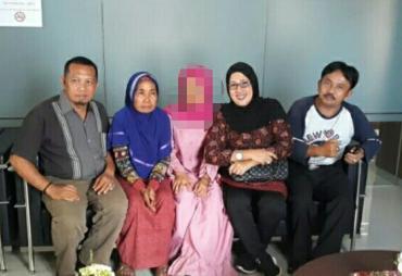 Warga Menjadi Korban 'Humman Trafficking', DPPPA…