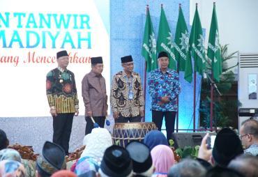 Wapres Jusuf Kalla Tutup Tanwir Muhammadiyah ke- 51 di…