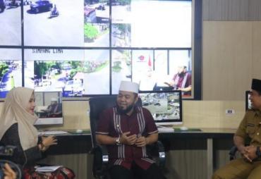 Mengontrol Kota Melalui Monitoring Center