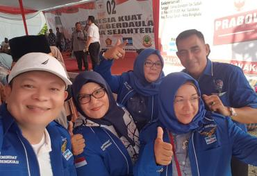Syofyan Akmal Support Milenial Road Safety Festival