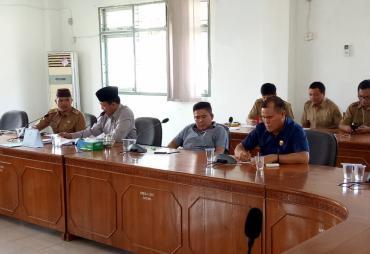 DPRD BS Gelar Rapat Kerja Bahas Usulan Pelantikan Gusnan…