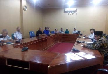 Hearing DPRD Kota Bengkulu Terkait Penggusuran Lapak…