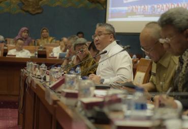 Menteri Eko Arahkan Pengelolaan Dana Desa Dengan Siskeudes