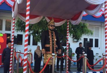 Hari Jadi Ke-300 Tahun, Kota Bengkulu Bahagia dan Religius
