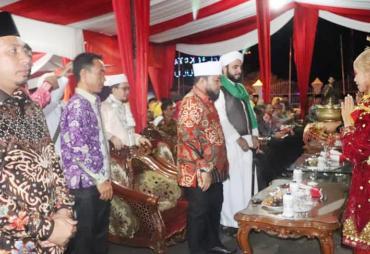Malam Syukuran HUT ke 300, Pembangunan Kota Bengkulu…