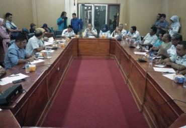 Komisi II DPRD Kota Gelar Hearing Terkait Pencabutan SPT…