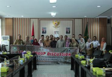 Bengkulu Nominator Penghargaan Pembangunan Daerah