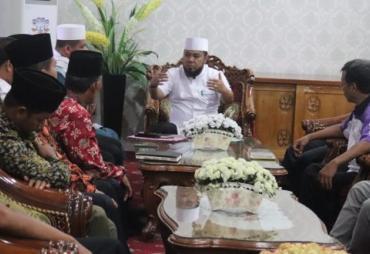 Walikota Helmi Hasan : Agama Adalah Solusi dari Semua…