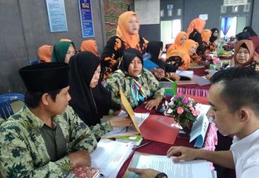 DPMD RL Gelar Lomba Desa Tingkat Kabupaten