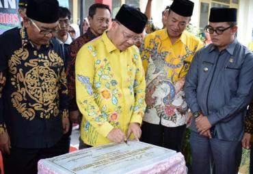 Gubernur Bengkulu Resmikan Kampung Qur'an dan Kampung…