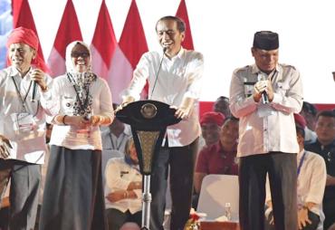 Presiden Komitmen Alokasikan Dana Operasional Kepala Desa…