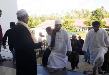 Dakwah, Walikota Helmi Hasan Ajak Pemkab Kaur Jalin…