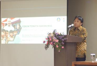 Forum Tematik Bakohumas, Sinergi Antar Kementerian dan…