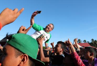 Di Mukomuko, Kampanye Jurkamnas Eko P Sandjodjo Dihadiri…