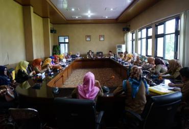 Pemkab BS Gelar Rapat Tim Pemantau Pemilu