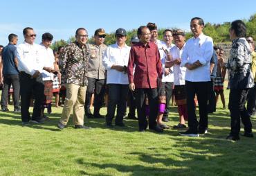 Dibangun Dari Dana Desa, Lapangan Spak Bola di Bali Akan…