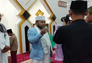 Safari Ramadan, Walikota Ajak Tingkatkan Iman dan Ibadah