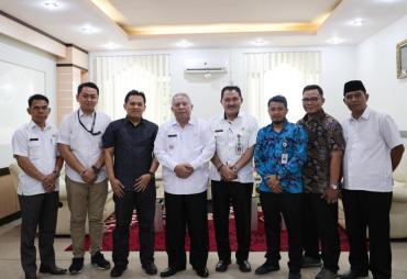 Bupati Tanjung Jabung Barat : Kontribusi Dana Desa…
