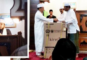 Makmurkan Rumah Ibadah di Bulan Ramadhan, Pemkot Beri…