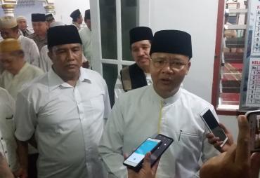 Gubernur Undang Masyarakat Open House 1 Syawal Di Rumdin