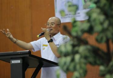 Bupati Bengkulu Selatan Kecam Gerakan People Power