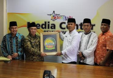 Tuan Rumah MTQ Tingkat Provinsi Ke-XXXIV, Pemprov Bengkulu…