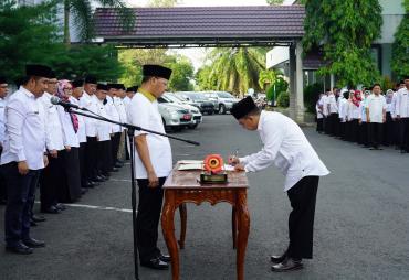 Gubernur Bengkulu Minta OPD Tingkatkan Kualitas Pelayanan…
