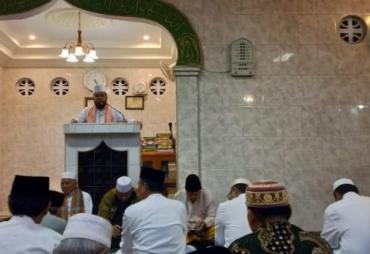 Walikota Helmi Hasan Berharap Masjid Jadi Tempat…