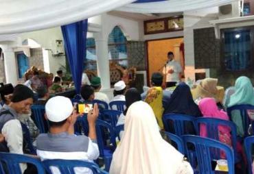 Buka Bersama, Wawali Kota Bengkulu Ajak Media Bersinergi…