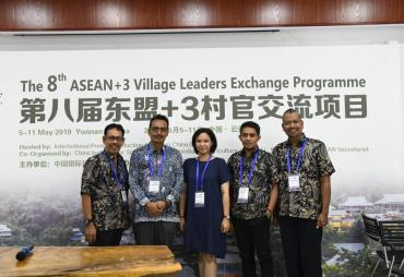 Indonesia Diapresiasi Forum the 8th ASEAN Plus Three…