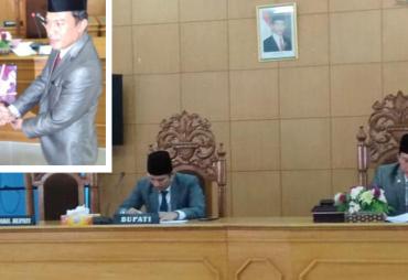 LKPJ Bupati 2018, Pemkab Bengkulu Utara Diapresiasi Dewan