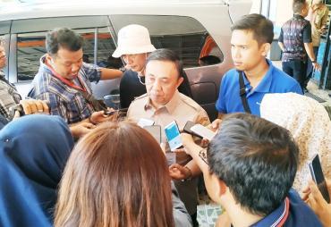 Sekda Provinsi Bengkulu Pastikan Penyaluran Bantuan Merata…