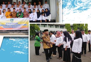 Pemprov Bengkulu Kirim 30 Mahasiswa Ikuti Program…