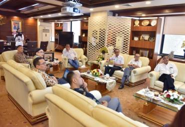 Kembangkan Prukades, Mendes PDTT Audiensi Bersama PT SAN