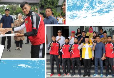 Lepas Atlet MMA, Gubernur : Bengkulu Mewakili Sumatera ke…