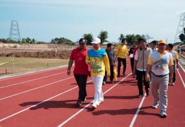 Dispora Siap Maksimalkan Terkait Kesiapan Porwil Sumatera X…